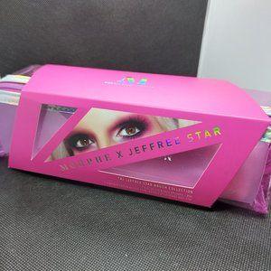 Jeffree Star x Morphe Makeup Brushes (8pcs)
